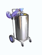 Spray-Matic 100 l inox