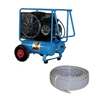 Air compressor - 1 st
