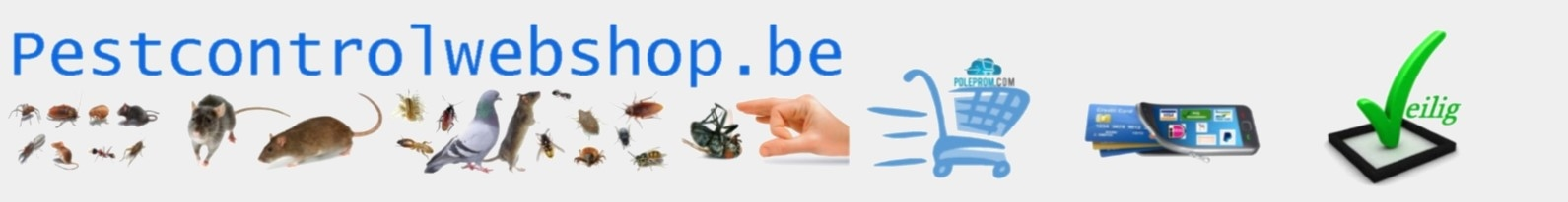 Pestcontrolwebshop.be